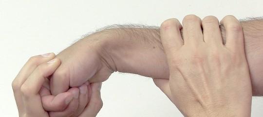 Teste in examinarea mainii